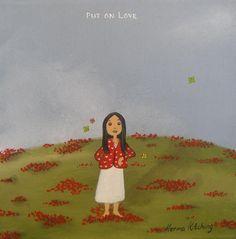 Put on Jesus' LOVE and Grace