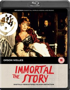 The Immortal Story - Blu-Ray (Mr Bongo Region B) Release Date: November 9, 2015 (Amazon U.K.) *Note: The prior release of this title from the same company was a DVD.