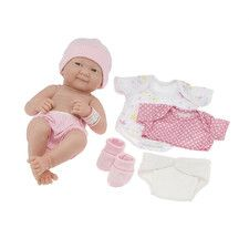 La Newborn Set Doll