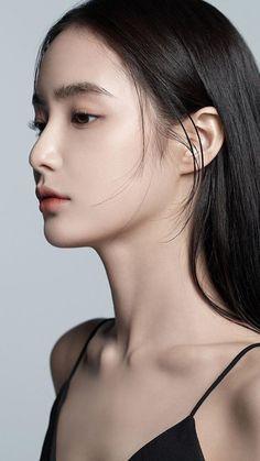 Beauty Portrait, Female Portrait, Girl Face, Woman Face, Beauty Full Girl, Beauty Women, Korean Beauty, Asian Beauty, Anatomy Head