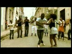 Music and Dance of Cuba   Salsa, Timba, Casino, Rueda!  I think the real fun begins at 03:45.  Enjoy!
