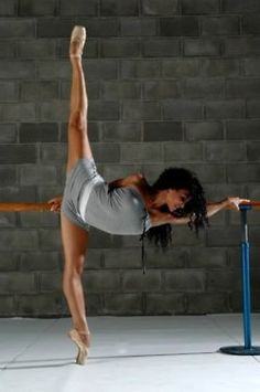 I want to be this flexible.