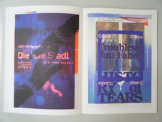 SERENDIPITY, 2008. Book edited by graphic designer Hans Gremmen with a selection of 'test prints' found at the silkscreen workshop of Paul Wyber of WyberZeefdruk in Amsterdam. The book contains reproductions as well as unique fragments from original prints by various designers and artists.
