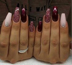 Beautiful Christmas Nail Ideas 37 – Tuku OKE