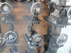 Sewn Machine Design