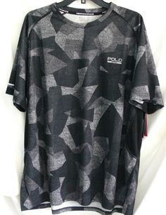 Polo Ralph Lauren Sport Performance Thermovent Camo Camouflage Athletic T Shirt  #PoloRalphLauren #ShirtsTops