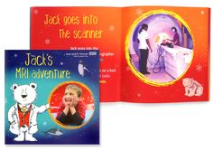 Award winning information booklet for Guys & St Thomas'