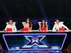 Giám khảo X-Factor bắt đầu tranh đấu | Cafesohoa.vn - Tin tức Công nghệ - Giải trí - Rao vặt