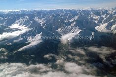Austrian Alps, Tirol in Winter, Austria photograph picture print by AE Photo