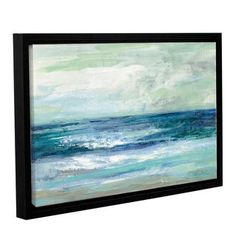 Shop for ArtWall Silvia Vassileva's Tide, Gallery Wrapped Floater-framed Canvas. Get free delivery at Overstock.com - Your Online Art Gallery Store! Get 5% in rewards with Club O!