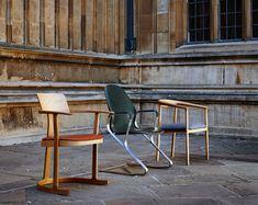 barberosgerby design wins bodleian libraries chair competition - designboom | architecture & design magazine