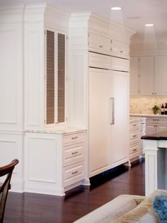 Photo of White Kitchen project in Pepper Pike, OH by House of L