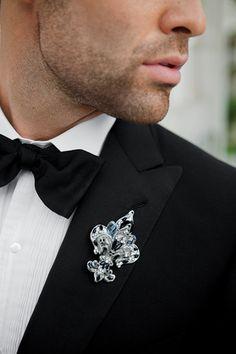 Boutonnière Parisian Wedding, French Wedding, Luxury Wedding, Hollywood Wedding, Glamorous Wedding, Romantic Weddings, Mode Masculine, Dandy, Fashion Moda