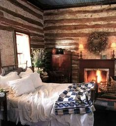 Love how cozy & romantic this is