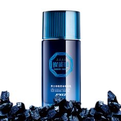 AIKEZ Men Loción Hidratante Crema Facial Hidratante Crema Encoge el Pore