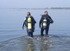 De #duikpas voor #Zeeland is van de baan! #Oosterscheldepas #duiken North Face Backpack, Under Armour, The North Face, Outdoors, Backpacks, Bags, Handbags, Backpack, Outdoor Rooms