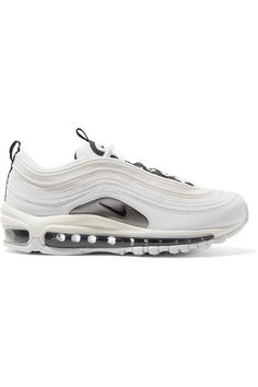 Air Max 97 leather and mesh sneakers