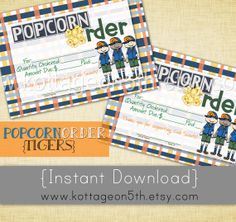 FREE Cub Scout PopCorn Door Hangers! | Adventure is Out There ...