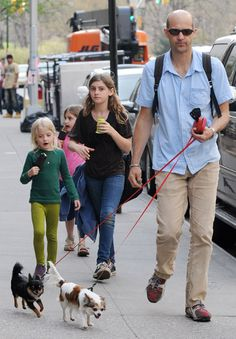 Anthony Edwards - celebrities and their dogs