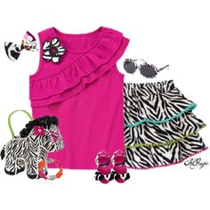 """Gymboree Baby Girl Outfit Contest"" by kginger on Polyvore"