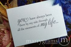 Wedding Card Asking to Give You Away...I Can't Imagine My Wedding Day Without You Being the One to Give Me Away... Father of the Bride Card on Etsy, $4.00