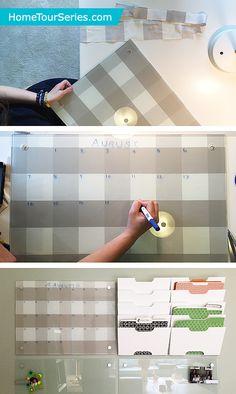 summera office makeover. Black Bedroom Furniture Sets. Home Design Ideas