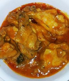 Chicken Adobo: esefal