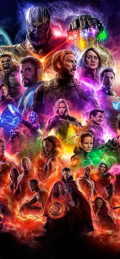 Avengers Film End Game Hot Marvel Poster Art Home Room Wall Printing Decor Marvel Avengers, Captain Marvel, Marvel Comics, Hero Marvel, Thanos Marvel, Memes Marvel, Avengers Poster, Marvel News, Thanos Hulk