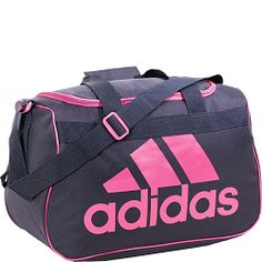 4ec3b1e7b7f6 adidas Diablo Duffel Small - in Urban Sky Ray Pink - now  24.99 via eBags