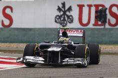 15.04.2012 – Race, Bruno Senna (BRA) Williams F1 Team FW34