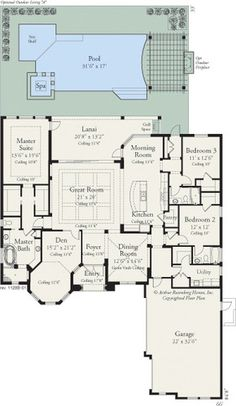 Beautiful Coquina 1128   Drawings   Tampa   Arthur Rutenberg Homes