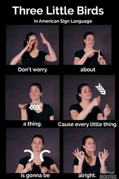 This ASL song interpretation is great for beginners!  Try it in your classroom! #signlanguageforbeginners #signlanguageforbabies