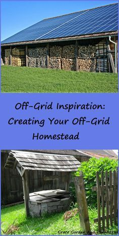 Off The Grid: How Much Land Do You Need?   Homesteads, Survival And  Sustainable Living