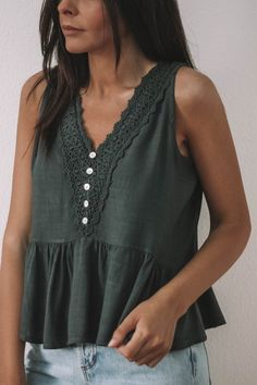 Top bambula – Azalea Moda Shop