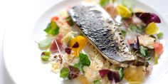 This bbq mackerel recipe from well known chef Paul Ainsworth is a real summertime treat. Unctuous mackerel is given added…