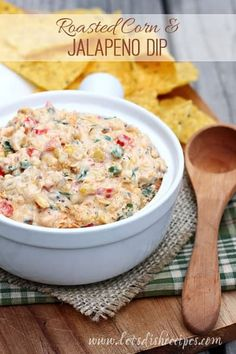 I love a good dip–one that's loaded with all kinds of textures and flavors–and this Roasted Corn and Jalapeno Dip is one of my favorites. This dip is a little bit spicy and a little bit sweet and goes perfectly with crispy tortilla chips. And roastingthe corn adds a great smoky flavor. I usually roastmy...Read More
