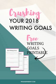 One of the best pieces of advice I got as a writer was to set my personal writing goals every year. Setting creative goals is easy with your FREE writing goals printable for Click through to read now or save to read later. Parenting Articles, Good Parenting, Parenting Styles, Working On Me, Working Moms, Writing Goals, Writing Tips, Earn Money Online, Make Money Blogging