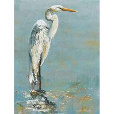 Found it at Joss & Main - Herons Canvas Print