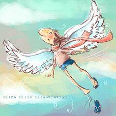 Elina Ellis Illustration: New drawings