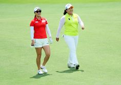 Major friendships: How 4 LPGA players help each other win the big ones | Golfweek