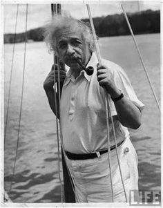 11 Unserious Photos of Albert Einstein | Mental Floss