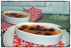 brotbackliebeundmehr - Foodblog - Himbeer Creme Brûlée