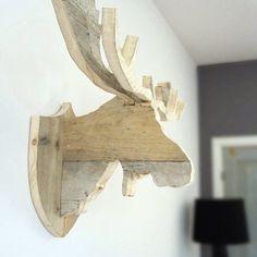 'Henk' de eland by w00tdesign