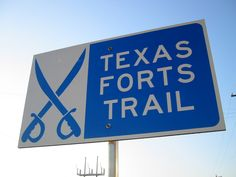 travel around the Texas Forts Trail. All 650 miles of it!