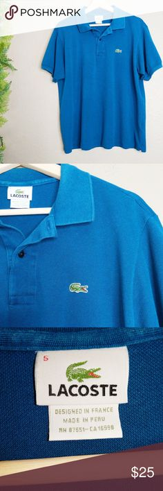6fb46f262e8cd 24 Best Lacoste Polo images in 2013 | Lacoste polo, Fabric, Color