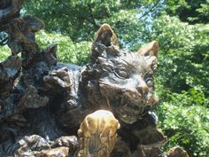 Central Park: Alice in Wonderland