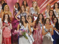 And the winner is: After beating out stiff competition from USA, Netherlands, Jamaica and Ukraine, Miss Colombia Paulina Vega became Miss Universe 2015