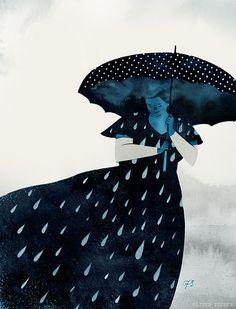 Lady Rain (2012 edition), Oliver Flores