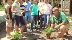 Organic Gardening seems like a very natural and easy term for the way we grow our food but that is just not so. In the last century we have gone from organic gardening to chemical gardening and as we go back to organic gardening.