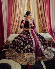 New Ideas For Wedding Dresses Indian Royals Pakistani Bridal Saris Bridal Sari, Designer Bridal Lehenga, Indian Bridal Lehenga, Pakistani Bridal Dresses, Indian Dresses, Wedding Lehnga, Wedding Wear, Dresses Uk, Lace Wedding